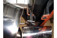 FOX Duplex Sportauspuff Kia Picanto ab 04 - 1x135x80mm Typ 53 rechts links Bild 7