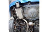 FOX Sportauspuff Subaru Impreza 1 u. 2 GC GF GD GG 2.0l - 1x129x106mm Typ 33 Bild 4