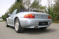 FOX Komplettanlage BMW Z3  Z3 Coupe 2.8l - 2x70 Typ 13 Bild 3