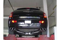 FOX Duplex Komplettanlage Chrysler 300C Lim. Komplettanlagebi SRT8 ab 04 - 2x100mm Typ 17 rechts links Bild 3