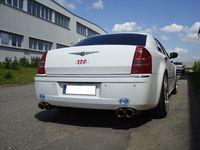 FOX Duplex Komplettanlage Chrysler 300C Lim. Komplettanlagebi inkl. AWD - 2x100mm Typ 17 rechts links Bild 3