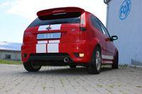 FOX Komplettanlage ab Kat Ford Fiesta ST150 ab 05 - 1x90mm Typ 13 Bild 5