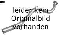 FOX Mittelschalldämpfer-Ersatzrohr Audi 80 Typ 81/85 Lim. Coupe