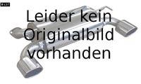 FOX Komplettanlage ab Kat Audi A4 Typ B5 Lim. Avant - 1x135x80mm Typ 57