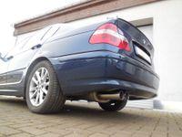 FOX Komplettanlage ab Kat BMW 320 323 325 328 330 E46 Lim. Touring Coupe Cabrio - 2x76mm Typ 10 Bild 7