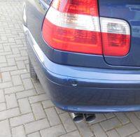 FOX Komplettanlage ab Kat BMW 320 323 325 328 330 E46 Lim. Touring Coupe Cabrio - 2x76mm Typ 10 Bild 5