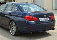 FOX Duplex Sportauspuff BMW 530d 535d F10 Limousine - 2x90mm Typ 10 rechts links