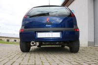 FOX Komplettanlage ab Kat Opel Corsa C 00-06 - 1x90mm Typ 13 Bild 4