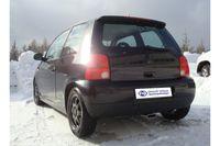 FOX Komplettanlage VW Lupo 6X - 130x50mm Typ 52 (Anschluss Ø 50mm)