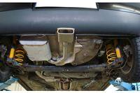 FOX Komplettanlage VW Lupo 6X - 130x50mm Typ 52 (Anschluss Ø 50mm) Bild 3