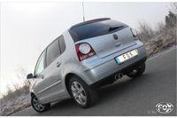 FOX Komplettanlage VW Polo 9N - 2x70 mm Typ 13 (Anschluss Ø 50 mm) Bild 2