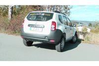 FOX Sportauspuff Dacia Duster Frontantrieb 4x2 ab 12 1.6l 1.5D - 1x90mm Typ 12 Bild 6