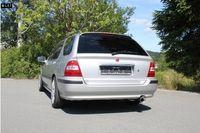 FOX Komplettanlage ab Kat Honda Civic 6 MC2 Aerodeck 1.8l - 1x90mm Typ 13 Bild 2