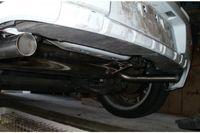 FOX Duplex Sportauspuff Renault Clio 3 B Sport Facelift ab 08 2.0l - Verwendung Original-Endrohre Bild 2