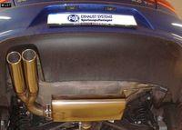 FOX Sportauspuff VW Eos 1F Facelift - 2x80mm Typ 16 Bild 4