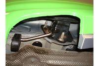 FOX Sportauspuff BMW 325i E90 Limousine E91 Touring 1x135x80mm Typ 53 Bild 2