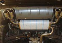 FOX Duplex Sportauspuff Hyundai Tucson JM Bj. 04-10 2.7l - 2x90mm Typ 12 rechts/links Bild 4