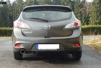 FOX Sportauspuff Mazda 3 BL 1.6l - 1x100mm Typ 16 Bild 5