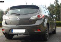 FOX Sportauspuff Mazda 3 BL 1.6l - 1x100mm Typ 16 Bild 6