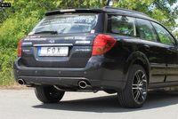 FOX Duplex Komplettanlage ab Kat Subaru Outback BL BP 3.0l Bj. 03-09 - 1x115x85mm Typ 44 rechts links Bild 2