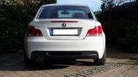 ULTER Sportauspuff BMW 118d 130d E82 ab 07 - 2x70mm Bild 2