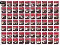 FRIEDRICH MOTORSPORT Duplex Sportauspuff (alumin. Stahl) VW Golf 4 Cabrio Bj. 98-02 1.4l 1.6l 1.8l - Endrohrvariante frei wählbar