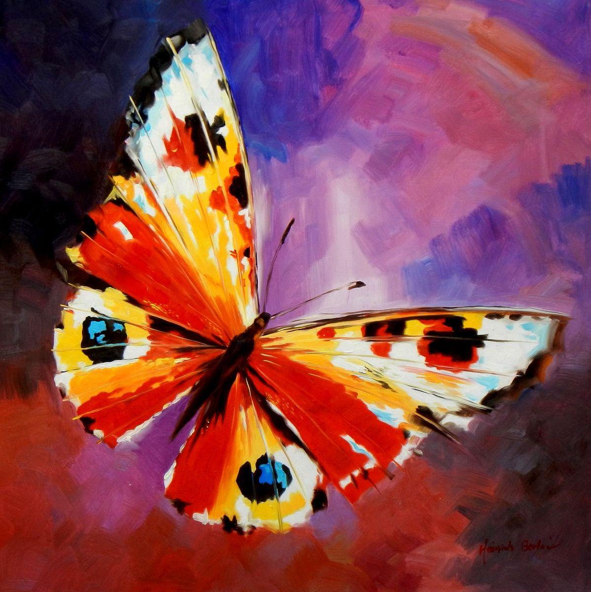 Modern Art - Die Schönheit der Natur g93750 80x80cm beeindruckendes Gemälde