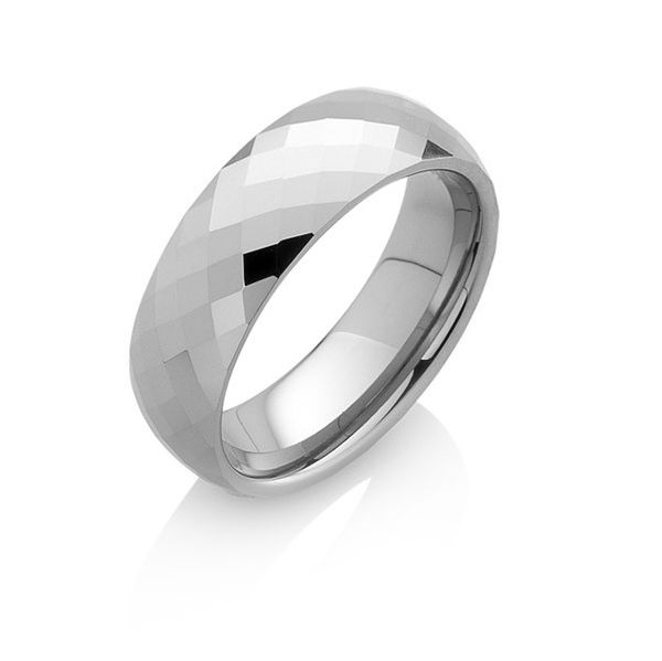 "Tungstino Ring ""Brilliance"" Wolframcarbid"