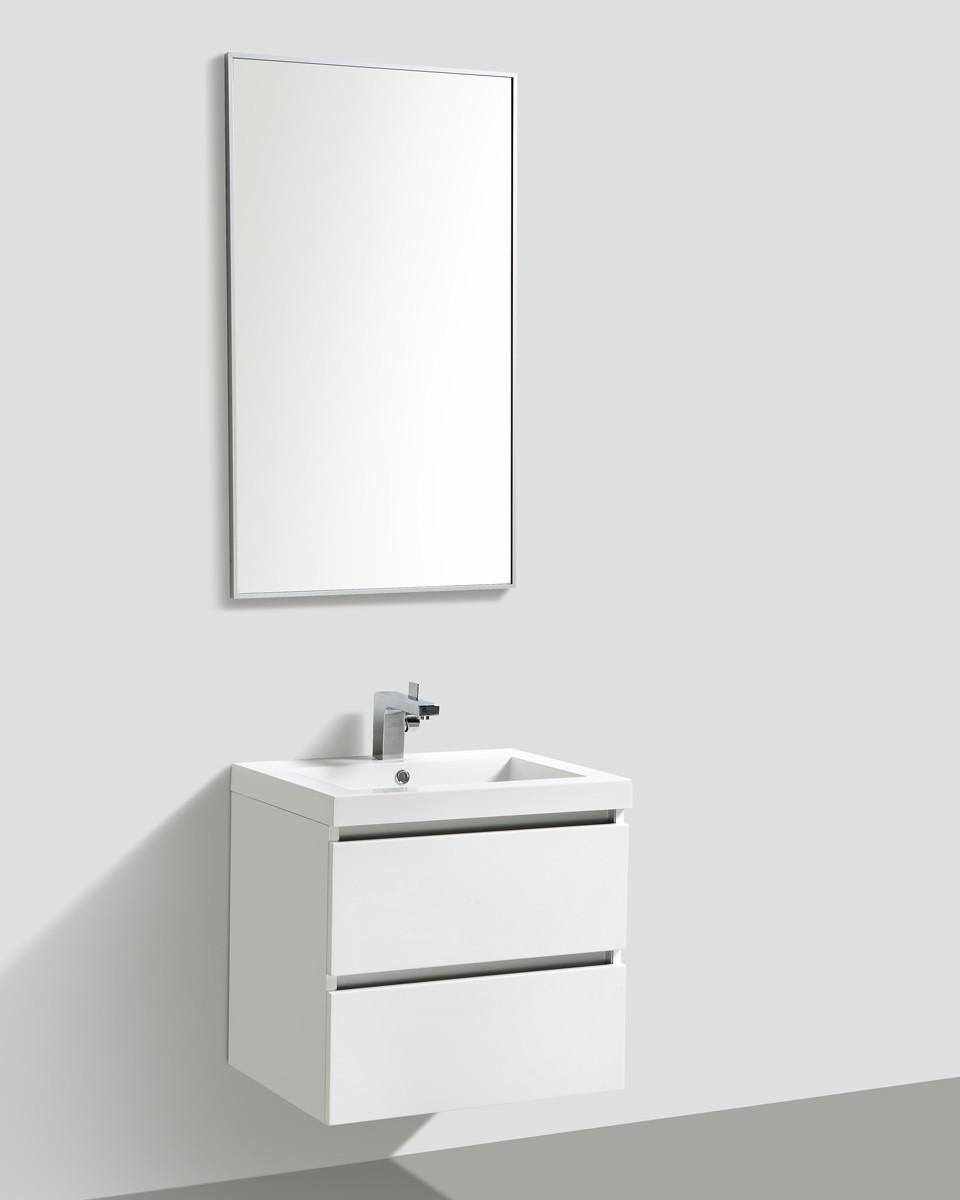 badm belset soho 60cm mit waschtisch unterschrank und. Black Bedroom Furniture Sets. Home Design Ideas