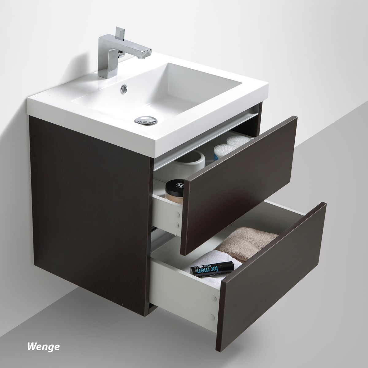 Badmöbelset Soho 60cm Mit Waschtisch Unterschrank Und Spiegel
