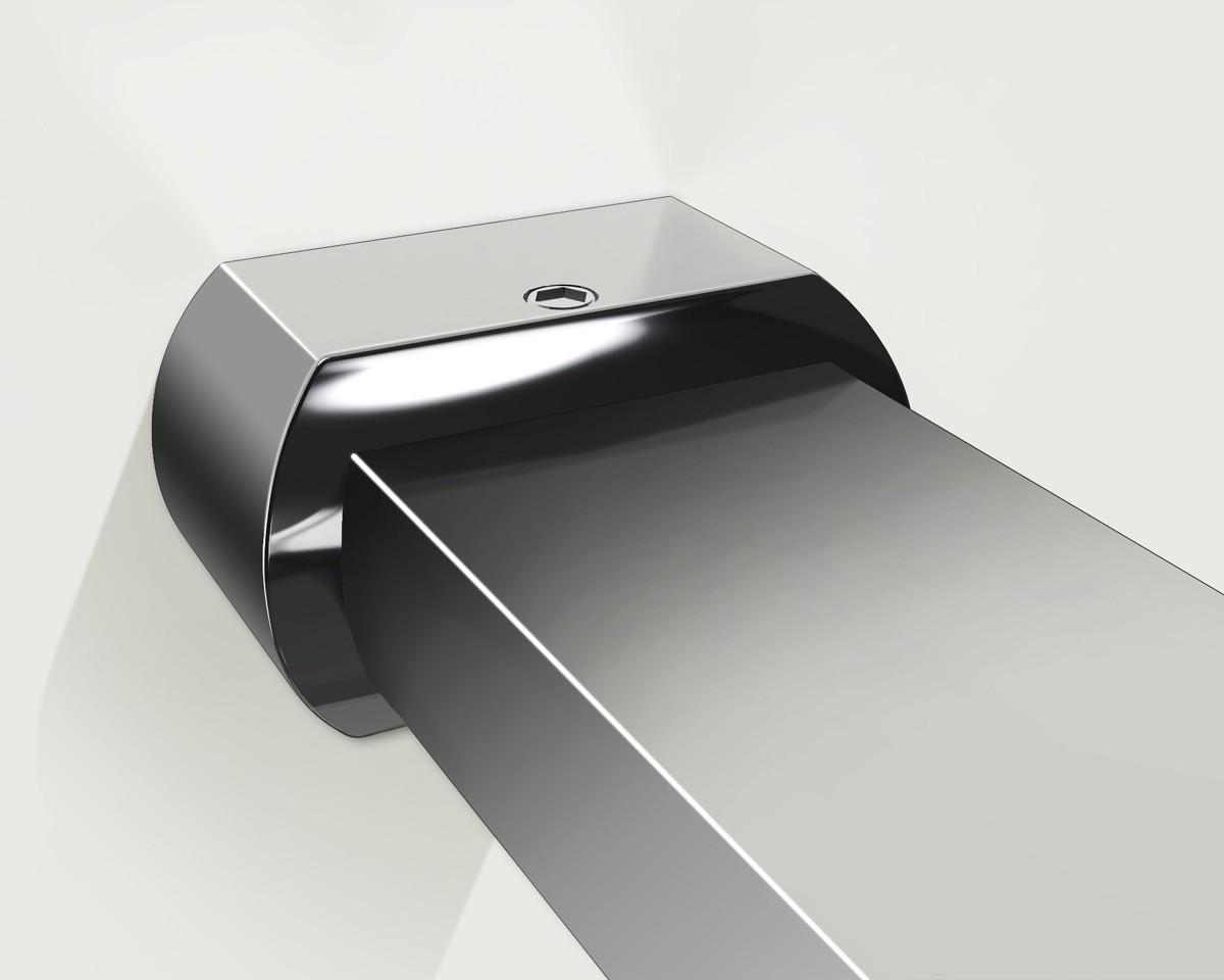 Stabilisierungsstange für Duschwand (150cm)