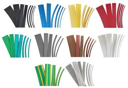 2m Schrumpfschlauch 12,7mm (2:1) verschiedene Farben