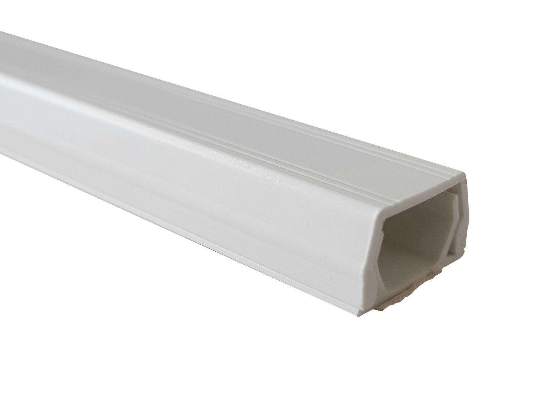 Verbinder f/ür PVC Sockelleisten Kabelkanal VB.0108 Fu/ßleiste
