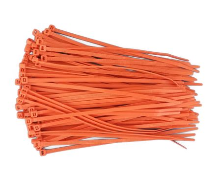 100 x Cable tie 4,8x200mms, different colours – image 1