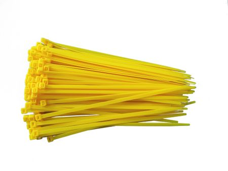 100 x Cable tie 4,8x200mms, different colours – image 12