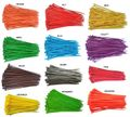 100 x Cable tie 4,8x200mms, different colours