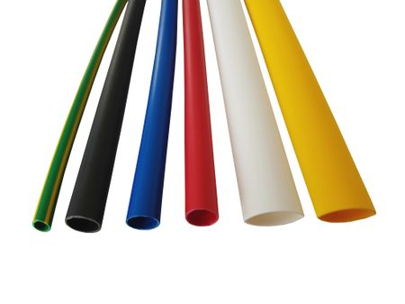 1,2 m Heat-shrinkable Tubing 1,6 mms halogen-free and extremely flame-retardant