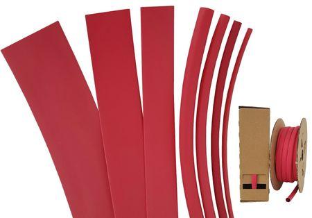 Minibox 9m Heat-shrinkable Tubing 3,2mms (2:1) Dispenser various colours – image 4