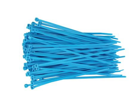 100 x Cable tie 4,8x370mms different colours – image 5