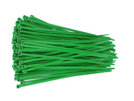 100 x Cable tie 3,6x140mms, different colours – image 9