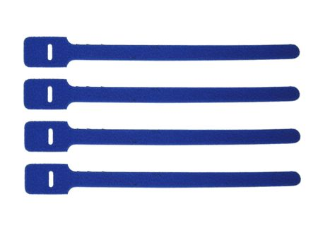 10 x Hook-and-loop cable tie 13x225mms extremely persistent and UV resistant – image 5