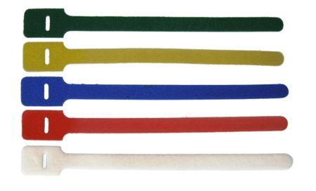 10 x Klettbinder 13x325mm extrem langlebig und UV beständig – Bild 4