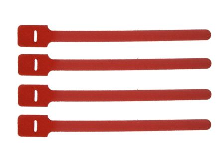 10 x Hook-and-loop cable tie 13x325mms extremely persistent and UV resistant – image 2