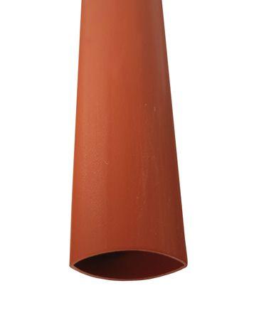 1,2m Schrumpfschlauch 6,4mm (2:1) halogenfrei und extrem flammwidrig – Bild 7