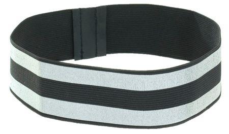 Elastisches Reflexband für Reithelm Fahrradhelm Helm
