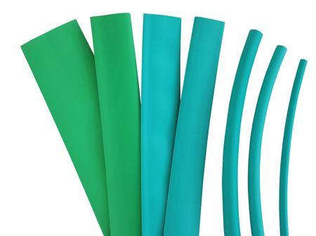 60m Heat-shrinkable Tubing BEC1 6,4mms 125degreesC (2:1) – image 7
