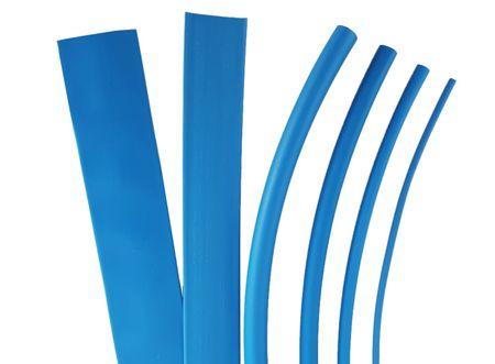 60m Heat-shrinkable Tubing BEC1 6,4mms 125degreesC (2:1) – image 2