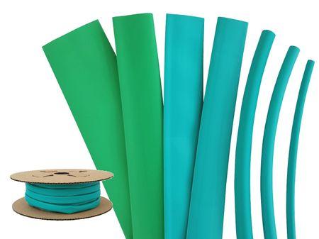 60m Heat-shrinkable Tubing BEC1 9,5mms 125degreesC (2:1) – image 8