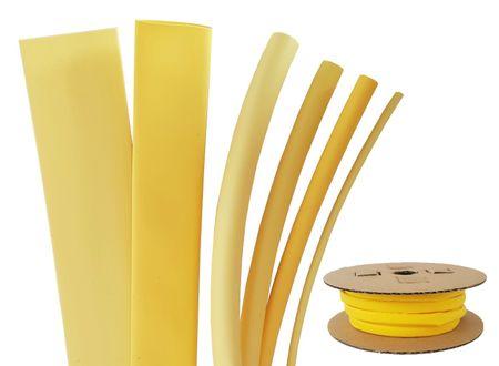 60m Heat-shrinkable Tubing BEC1 9,5mms 125degreesC (2:1) – image 6