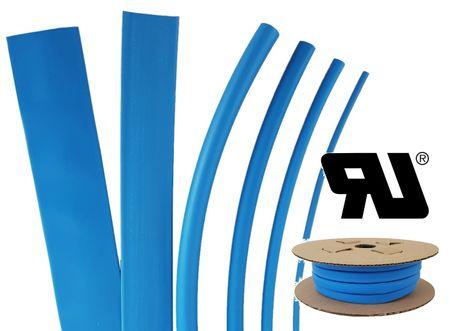 150m Heat-shrinkable tubing BEC2 1,0 mms coloured Polyolefin 125°C (2:1) UL – image 2